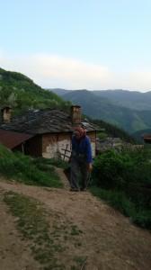 Хората на село Брезе